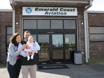 A family owned FBO business serving the Emerald Coast, located at the Crestview airport (KCEW)